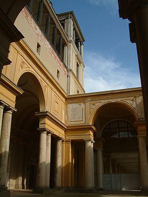 Orangery Palace - The Orangery