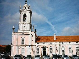 Queluz (Sintra) - The Pousada de Dona Maria, Queluz