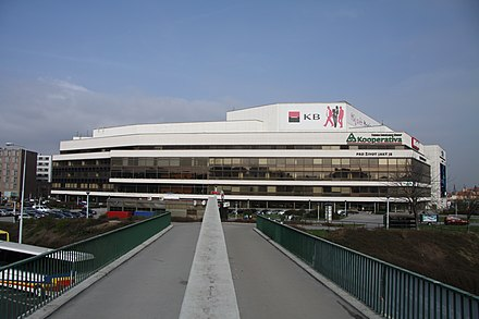 Prague Congress Centre has hosted the IMF-WBG meeting and NATO summit Prague Congress Centre (1).JPG