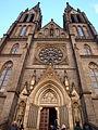 Praha, kostel sv. Ludmily 2.JPG