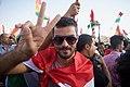 Pre-referendum, pro-Kurdistan, pro-independence rally in Erbil, Kurdistan Region of Iraq 17.jpg
