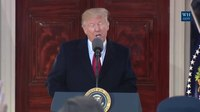 File:President Trump Makes Remarks at the Hermitage.webm