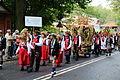 Presidential Harvest Festival in Spała 2014, parade, 4.JPG