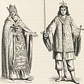 Prester-John, Chief of a Christian Tribe in Tartary and Prester-John's Page.jpg