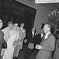Prins Bernhard bracht bezoek aan Breda, hier op het stadhuis, de Prins felicitee, Bestanddeelnr 917-7397.jpg
