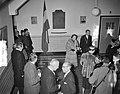 Prinses Beatrix bezoekt Delfzijl Onthulling monument voor gevallen oud-leerling, Bestanddeelnr 908-1452.jpg
