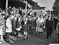 Prinses Beatrix bezoekt zeilwedstrijden op de Langweerderwielen te Langweer, Bestanddeelnr 910-6336.jpg