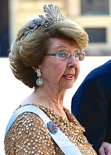 Princess Désirée, Baroness Silfverschiöld Swedish princess