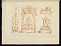 Print, Designs for a Panel, Fire Screen, and Andirons, pl.3, XIe Cahier, Oeuvres de différents genres dessinée par J. B. Huet, 1785 (CH 18250661).jpg