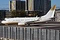 Private, N324CH, Boeing 737-7BC(BBJ) (43427294105).jpg