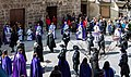 Procesión del Santo Entierro del Viernes Santo, Ágreda, Soria, España, 2018-03-29, DD 06.jpg