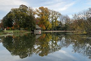 Prospect Park (Brooklyn) - Image: Prospect Park New York October 2015 003