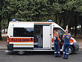 Protection Civile de Paris Ambulance Premier Secours pic2.JPG