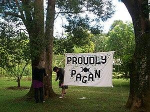 Neopaganism in South Africa - Pagan Freedom Day KwaZulu-Natal 2009