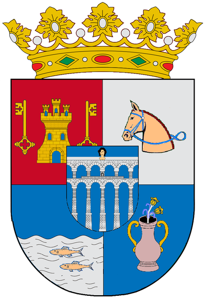 Файл:Province of Segovia Coat of arms.PNG
