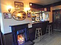 Public bar, Railway Inn, Spofforth, North Yorkshire (9th March 2019) 002.jpg