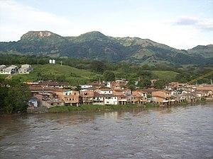 La Pintada, Antioquia - Image: Puentes en La Pintada 02