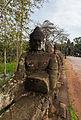 Puerta Sur, Angkor Thom, Camboya, 2013-08-16, DD 05.JPG