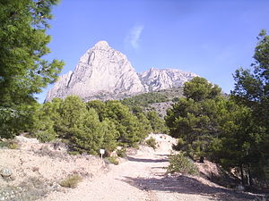 Finestrat - Puig Campana Mountain