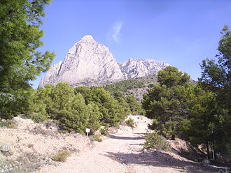 Finestrat - Puig Campana Mountain