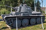PzKpfw 38(t) Ausf F in the Great Patriotic War Museum 5-jun-2014 Side.jpg