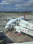 Qantas A380 at SYD (31330188842).jpg