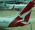 Qantas Boeing 737-800 Registration on tail.jpg
