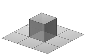 Quadratic Koch 3D (type1 stage1).png