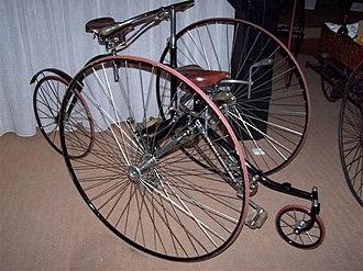 Bike boom - Quadracycle