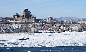 Communauté métropolitaine de Québec - Image: Quebec City 01