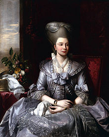 Queen Charlotte by Benjamin West, PRA.jpg