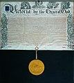 Queen Victoria's Royal Charter (12965198694).jpg