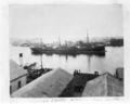 Queensland State Archives 3070 SS Quetta at Petrie Bight Brisbane c 1884.png