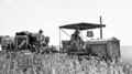 Queensland State Archives 4151 A tractordrawn Header Zeisemer Brothers Bongeen November 1934.png