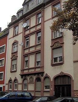 Querstraße in Offenbach am Main