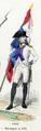 Régiment de Forez 1789 Ensign.png