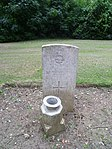 R. P. Withrington Royal Air Force war grave Southgate Cemetery.jpg