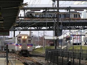 Manayunk/Norristown Line - The Norristown Transportation Center is a major hub