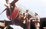 RAF Bodney - 352d Fighter Group - P-47 Thunderbolt Dallas Blonde.jpg