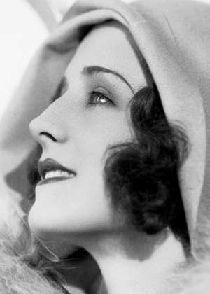 Norma Shearer - Publicity photo, circa 1930.