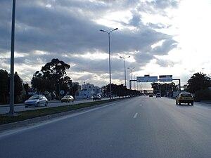 RN 9 - Tunis-La Marsa