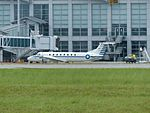 ROCAF Beechcraft 1900C 1910 Taxiing at Hualien Air Force Base 20160813c.jpg