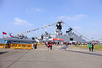 ROCN Di Hua (PFG-1206) Shipped at No.4 East Pier of Zuoying Naval Base Rear Right View 20151024.jpg