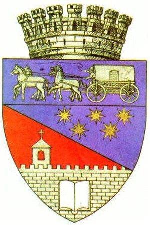 Râmnicu Vâlcea - Image: ROU VL Ramnicu Valcea Co A1