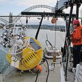 RV Oceanus Newport Yaquina Bay Bridge Surface Mooring.jpg