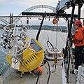 RV Oceanus Newport Yaquina Bay Bridge Surface Mooring.jpg