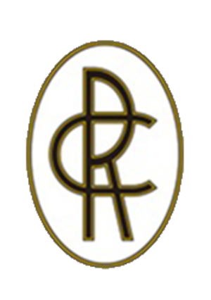 Racing de Madrid - First shield of the club adopted in 1914.