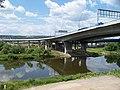 Radotínský most, z komořanské lávky.jpg