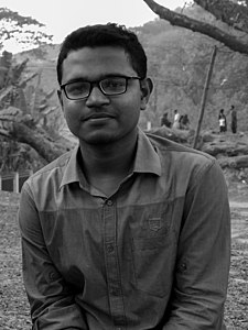 Rafi Bin Tofa, Chittagong Wikipedia meetup, February 2019 (01).jpg