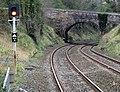 Railway line, Seahill - geograph.org.uk - 749777.jpg